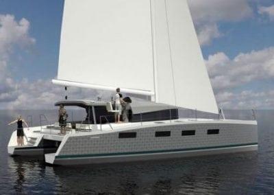 Alubat OvniCat 48 Yacht