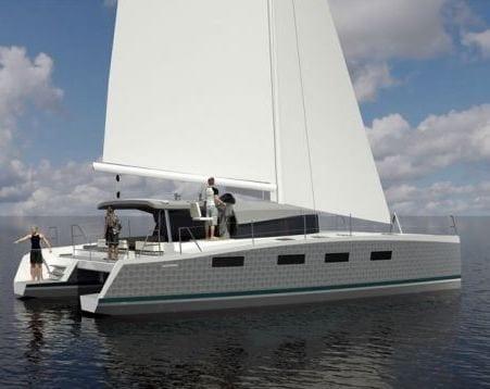 OvniCat 48 Yacht