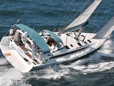 Alubat Cigale 16M Yacht
