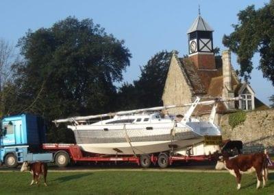 Alubat Ovni 365 Yacht 20