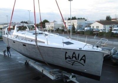 Alubat Ovni Evolution 52 Yacht 1