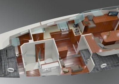 Bestevaer 45ST DS galley below_002