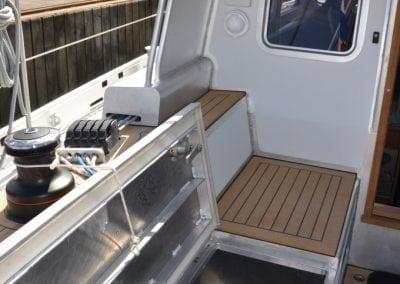 Bestevaer 45ST PURE cockpit