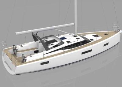 Feeling 1390 Yacht