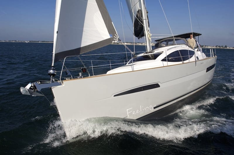 Feeling Yachts - Feeling 48 Yacht