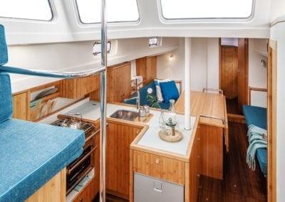 KM Yacht Builders Bestevaer 45ST Pure Yacht 16