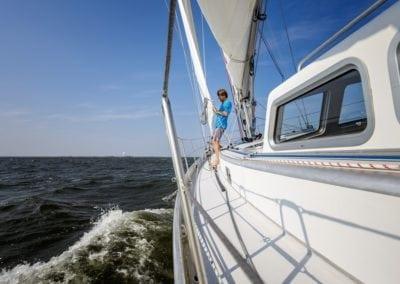 KM Yacht Builders Bestevaer 45ST Pure Yacht 8