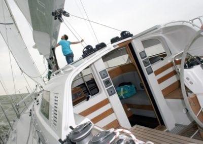 KM Yacht Builders Stadtship 54 Yacht 3