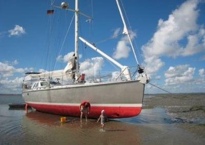 KM Yacht Builders Stadtship 56 Yacht 4