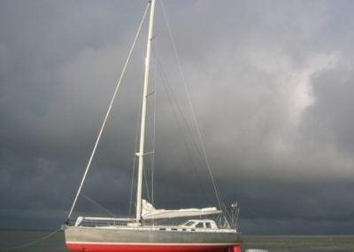 KM Yacht Builders Stadtship 56 Yacht 6