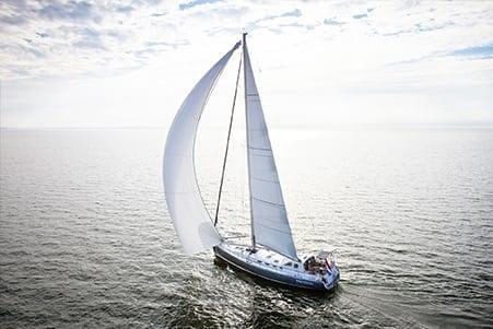 KM Yacht Builders Stadtship 56 Yacht
