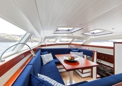 KM Yacht Builders Stadtship 58 Yacht 1