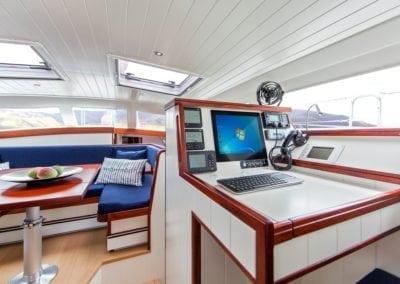 KM Yacht Builders Stadtship 58 Yacht 2