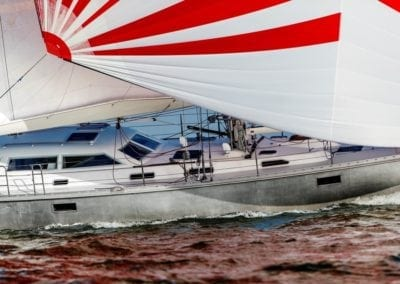 KM Yacht Builders Stadtship 58 Yacht 5