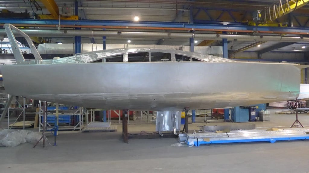 KM Yacht Tonger 39