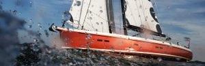 KM Yachtbuilders Axonite Yacht
