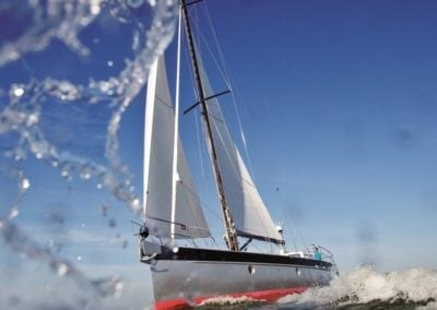 KM Yachts Bestevaer 45st 1