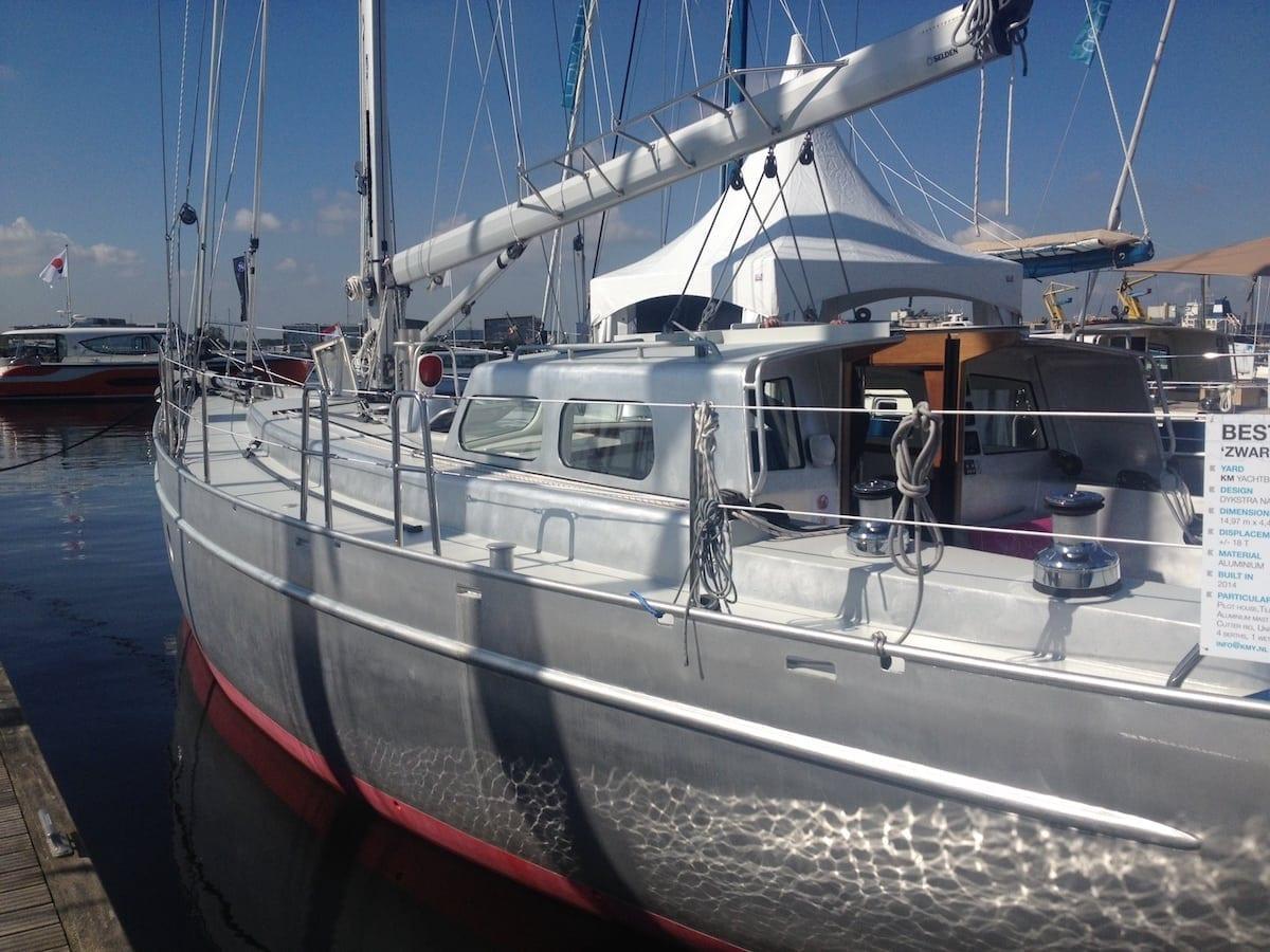 KM Yachts Bestevaer 49st
