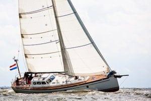 KM Yachts Bestewind 50 Yacht