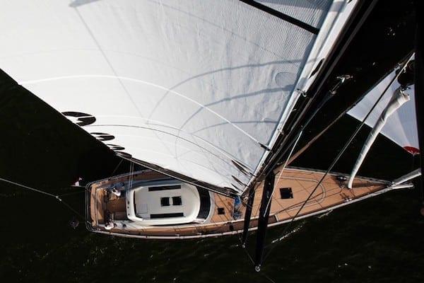 KM Yacht Builders Axonite 57 Yacht