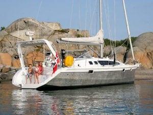 Ovni 445 Yacht