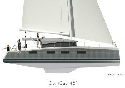 OvniCat 48 profil