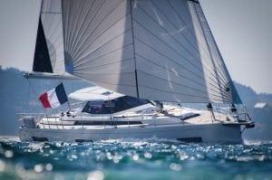 AMEL 50 Yacht