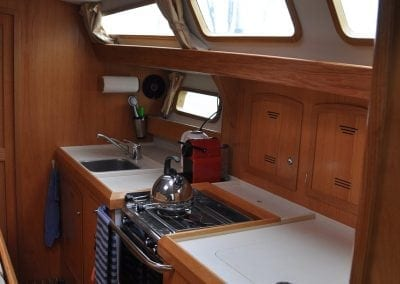 445#8 Galley