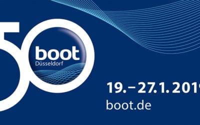Meet us at Dusseldorf Boatshow 'Boot' 2019