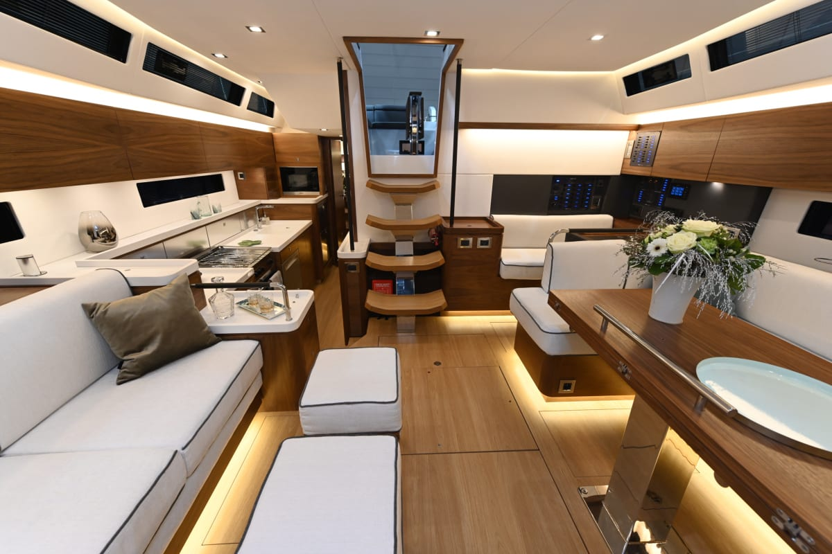 AMEL Yachts - AMEL 50 | North Sea Maritime